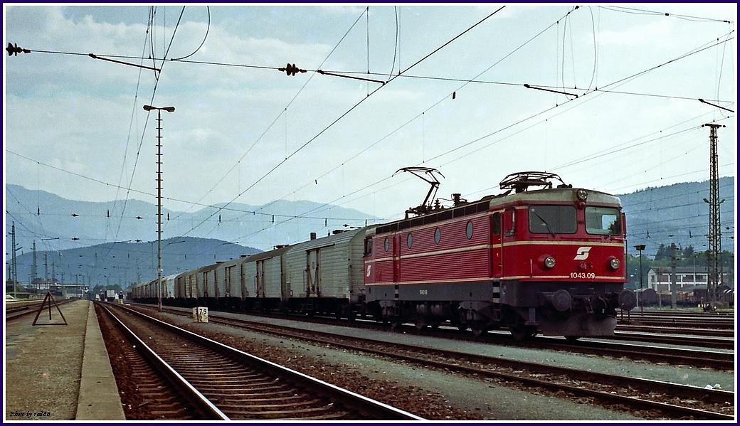 """Der """"Orangen Express"""""""