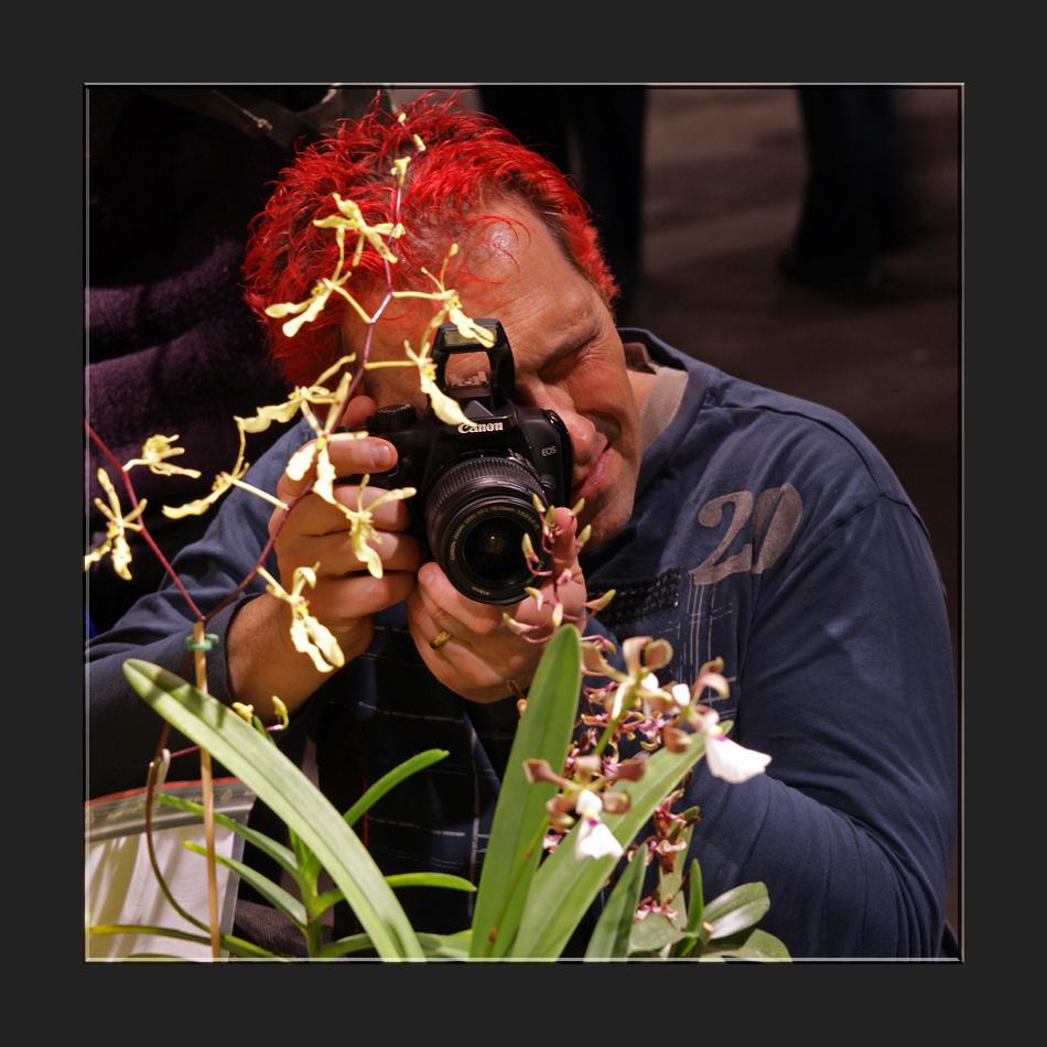 Der Orchideenfotograf