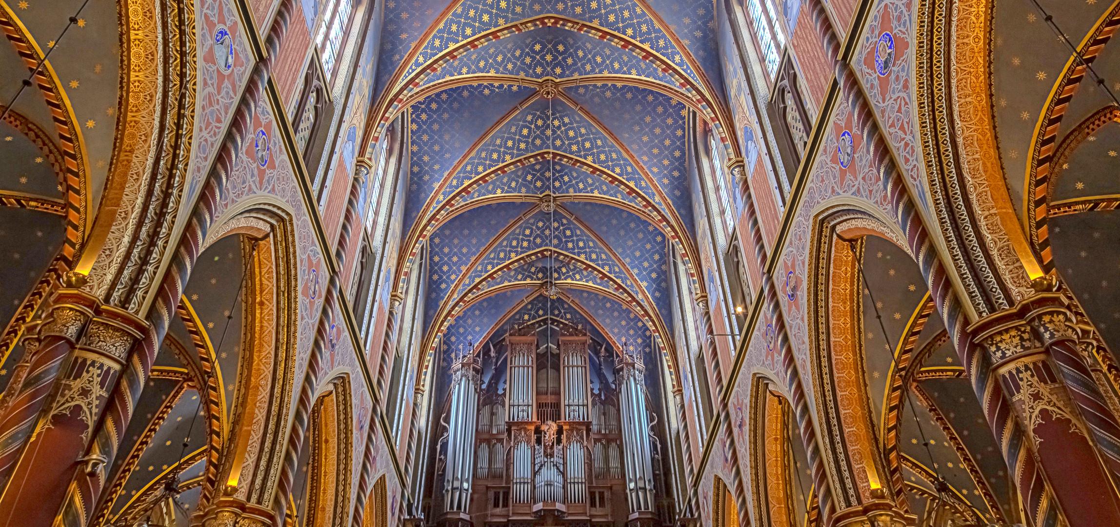 Der Orgelblick