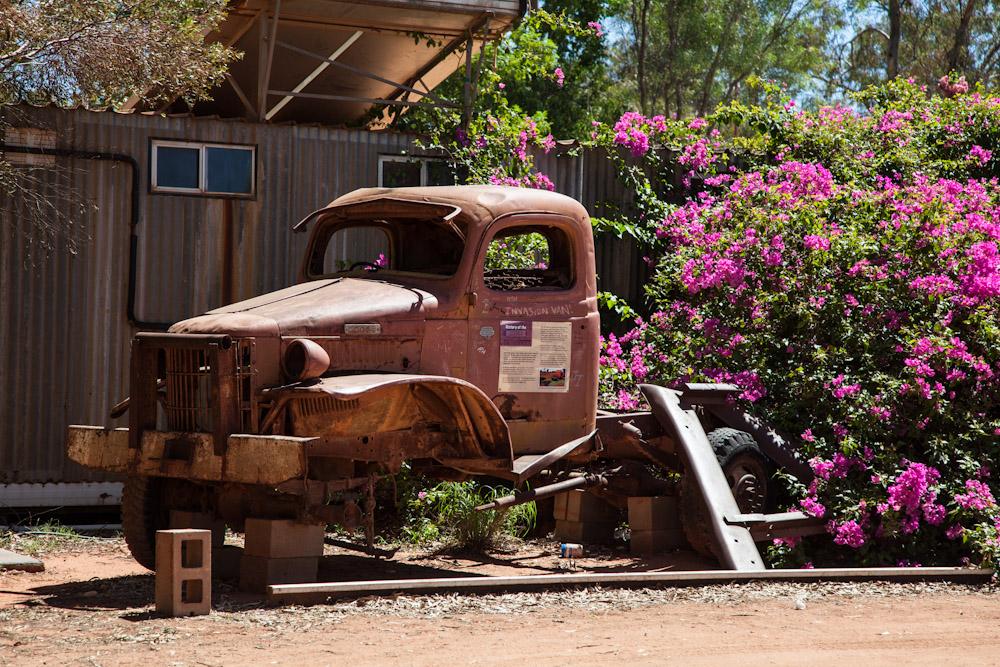 Der Outback und seine Idylle