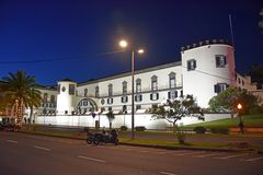 Der Palacio de Sao Lourenco in Funchal