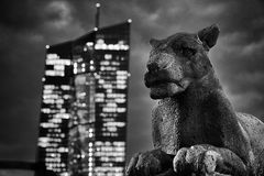 Der Panther wacht
