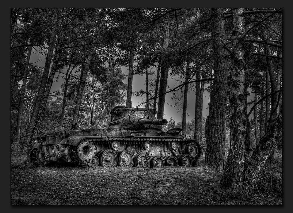 Der Panzer Vier...