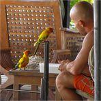 Der Papageienflüsterer