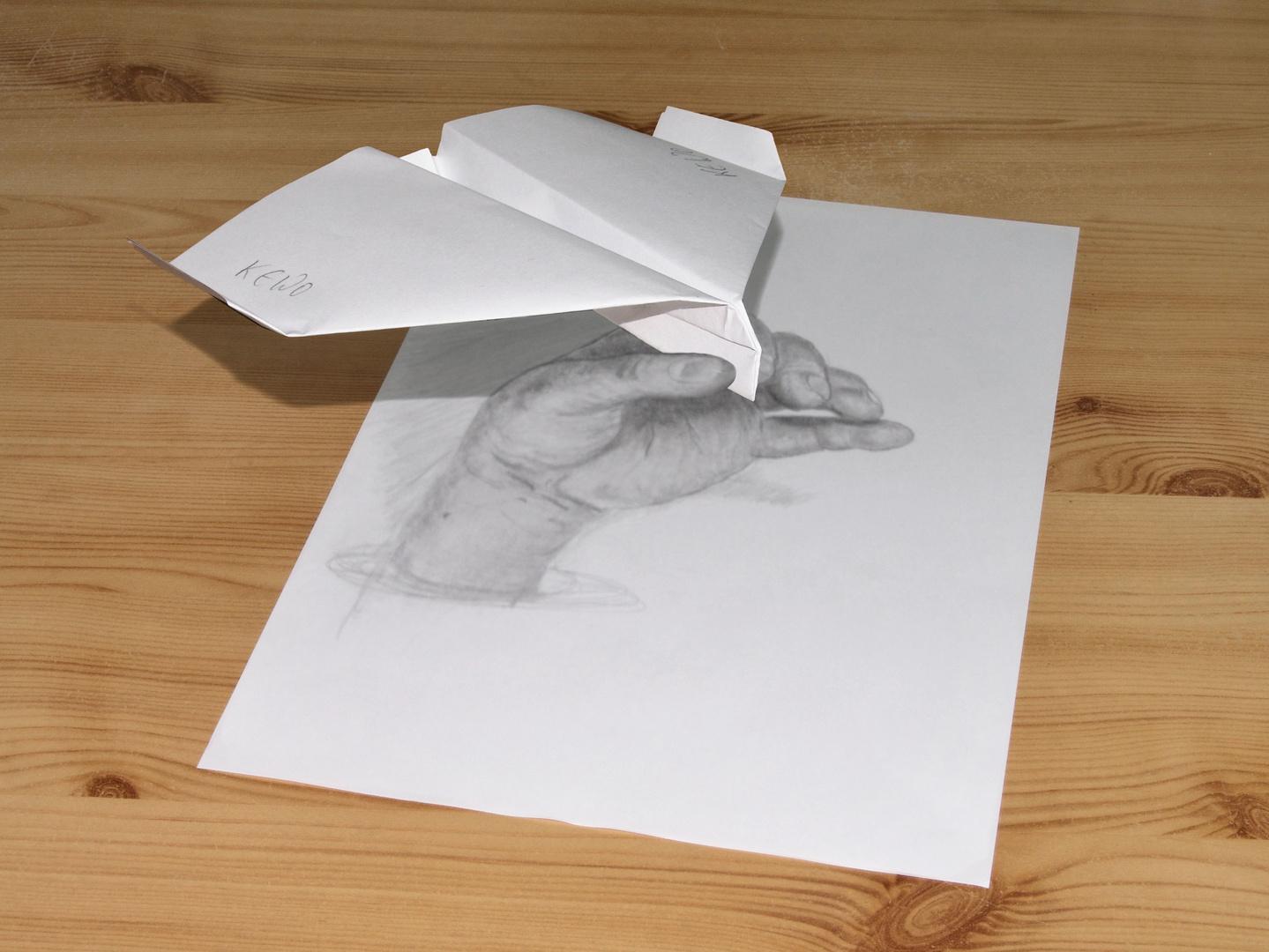 - Der Papierflieger -