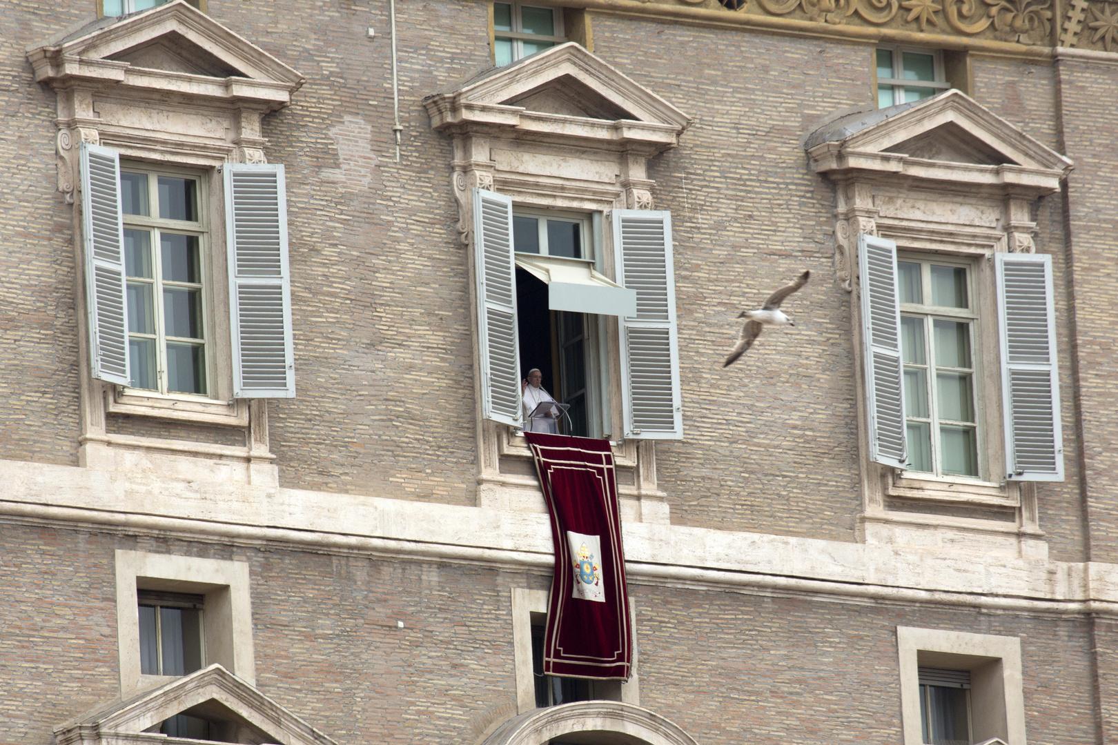 Der Papst spricht...