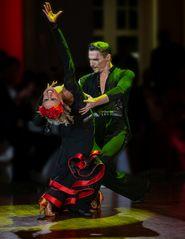 Der Paso Doble von Kristina Moshenska&Marius-Andrei Balan