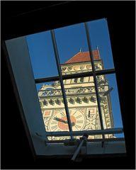 Der Passauer Rathausturm