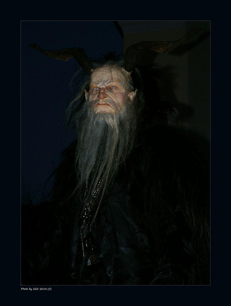 Der Perchtenfürst