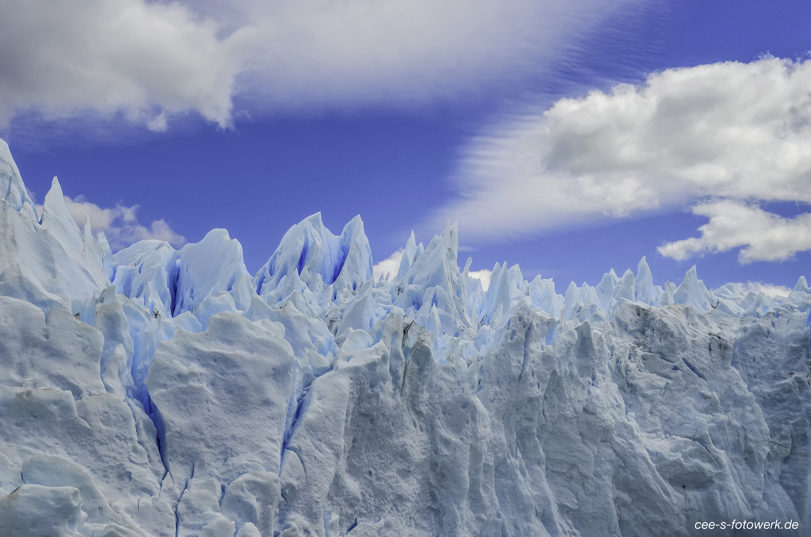 """""""Der Perito-Moreno-Gletscher in Patagonien"""""""