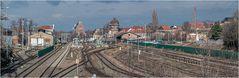 Der Personenbahnhof Aschersleben