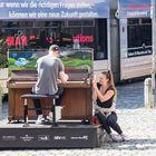 Der Pianist, der Fan und ein Versprechen für die Zukunft