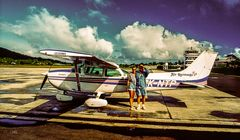 Der Pilot war Photograph
