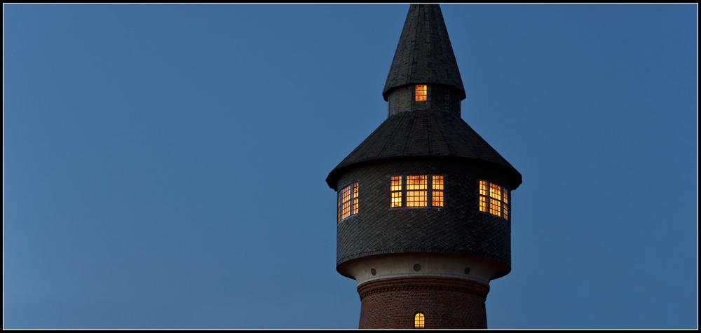 Der Pinneberger Wasserturm
