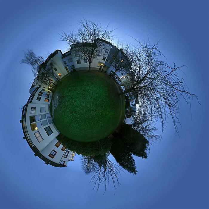 Der Planet Allee