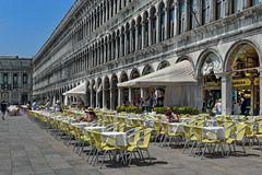 Der Platz der Plätze - Markusplatz (Piazza San Marco), Venedig
