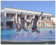 Der Pool ist COOL!!!