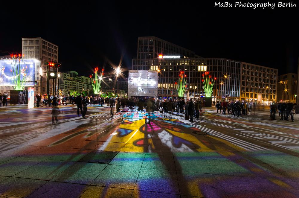 Der Potsdamer Platz - Fol 2013