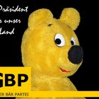 Der Präsident für unser Land - Der gelbe Bär