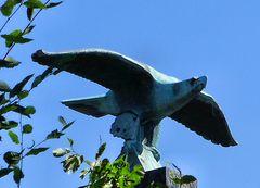 Der preußische Adler schwebt immer noch