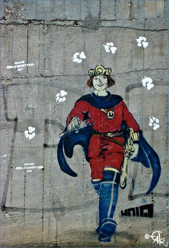 »Der Prinz …«