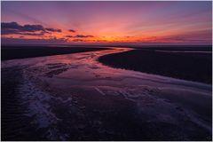 Der purpurne Fluß
