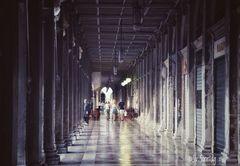 Der Putz bröckelt in Venedig