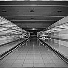 Der PX-Supermarkt steht leer