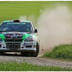 Der Ramonator gewinnt die 47. ADAC Roland-Rallye