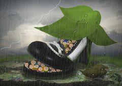 Der Regen wird wärmer.... Digiart Challenge 96