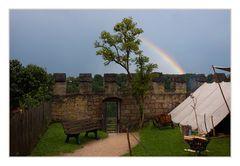 der Regenbogen... anno 1516... :-)