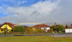 der Regenbogen (el arco iris)