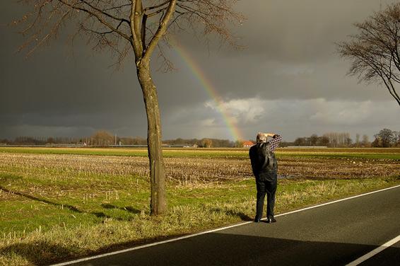 Der Regenbogenjaeger