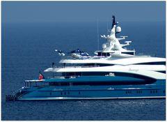 Der reiche Mann und das Meer...