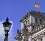 Der Reichstag (2) aus meiner Berlinserie