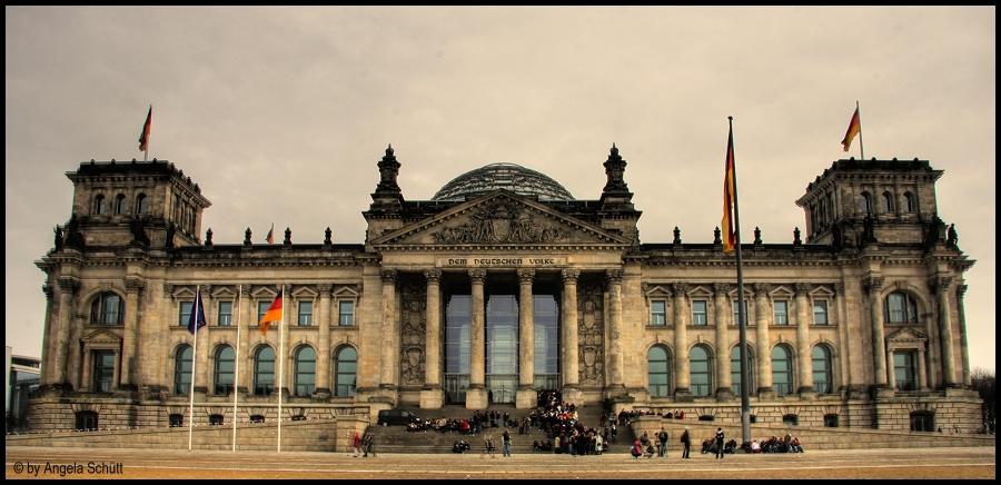 ~ Der Reichstag ~