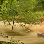 Der reißende Fluss