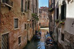 Der Reiz den Venedig ausmacht