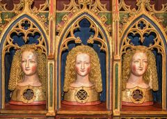 Der Reliquienschrein des Zisterzienserklosters Marienstatt