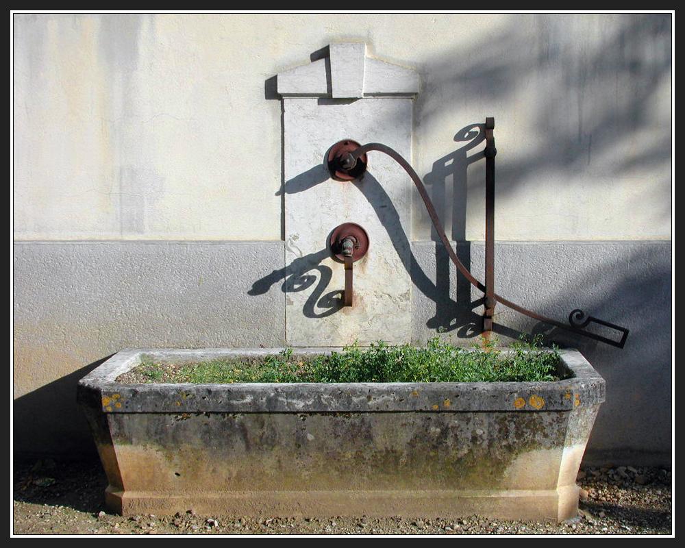 Der rettende Pumpen-Schwengel