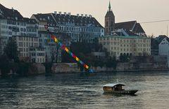 Der Rhein im Frühlingslicht