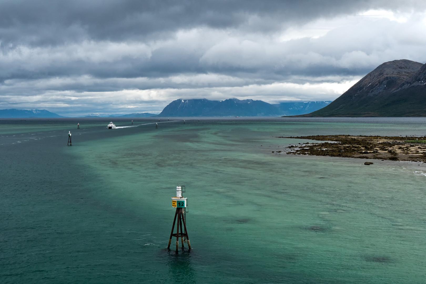 Der Risoy Kanal - Norway