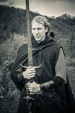 Der Ritter und sein Schwert