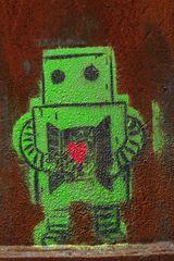 Der Roboter im Detail