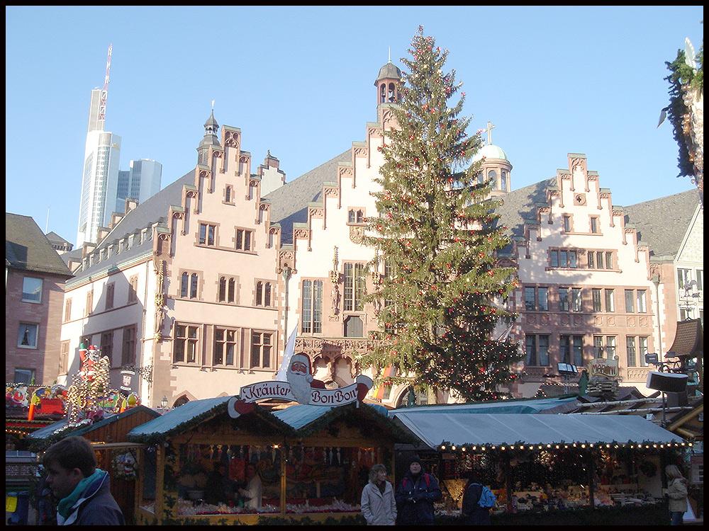 """Der """"Römer"""" in Frankfurt am Main"""