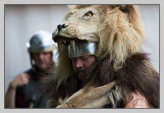 Der Römer mit der Löwenmähne