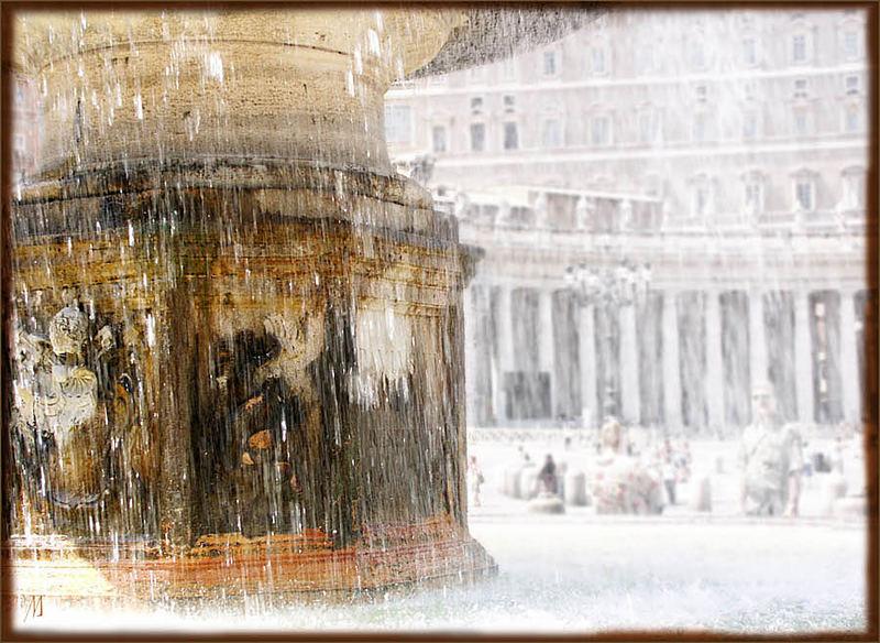 Der römische Brunnen