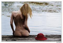 der rote Hut