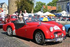 Der rote Roadster