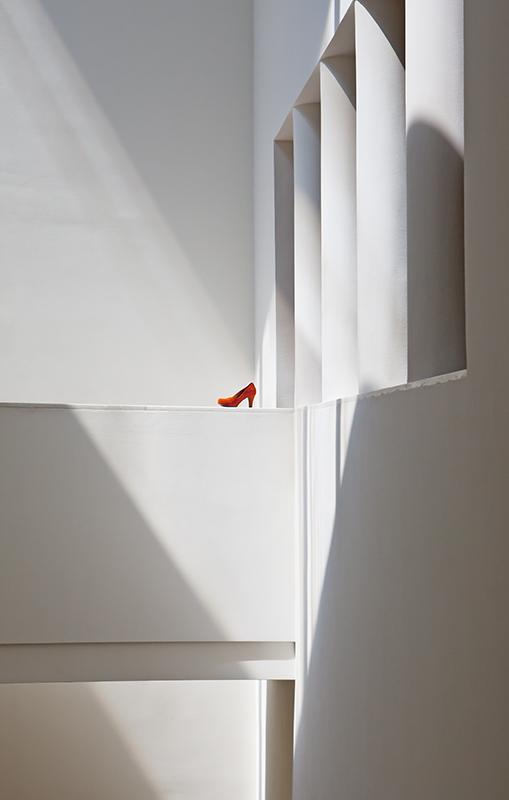 Der rote Schuh